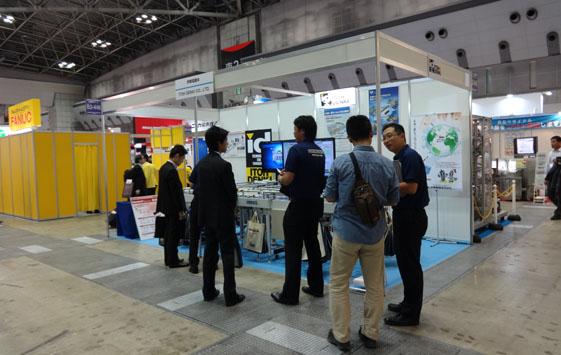 10月 JAPAN PACK 2013 (2013 日本国際包装機械展)<br />    <10月15日(火)~18日(金)>