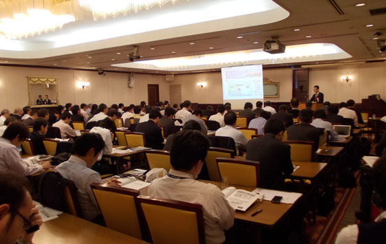 11月 第1回省エネセミナーを開催しました。