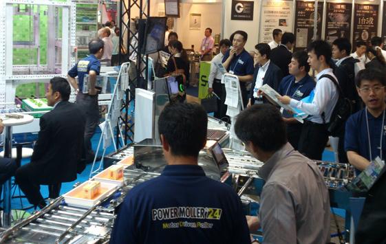 6月 FOOMA JAPAN 2014 <6月10日(火)~13日(金)>