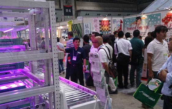 7月 GPEC施設園芸・植物工場展<7月23日(水)~25日(金)>