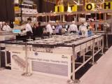 4月 米国・クリーブランドで開催されたNA2010に<br />    出展しました。の様子